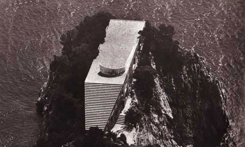 Villa Malaparte, Capri<br/>Quelle: Places and Memories, 1987, Rizzoli International Publications, Inc., New York